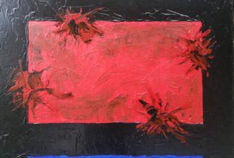 Red Blue Rothko